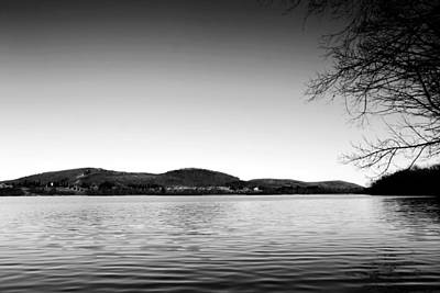 Dryden Lake New York Art Print by Paul Ge