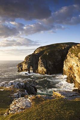 Dunfanaghy, County Donegal, Ireland Art Print by Peter McCabe