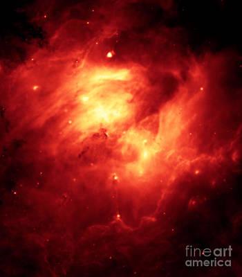 Eagle Nebula Art Print