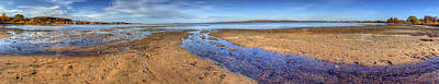 East Grand Traverse Bay Art Print by Twenty Two North Photography