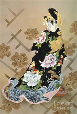 Echigo Dojouji Art Print by Haruyo Morita