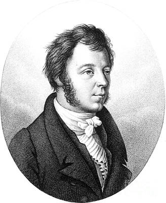 Eilhard Mitscherlich, German Chemist Print by Science Source