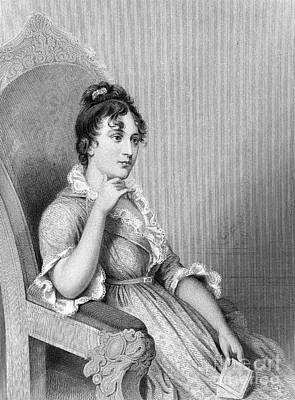 Custis Photograph - Eleanor Parke Custis Lewis (1779-1852) by Granger