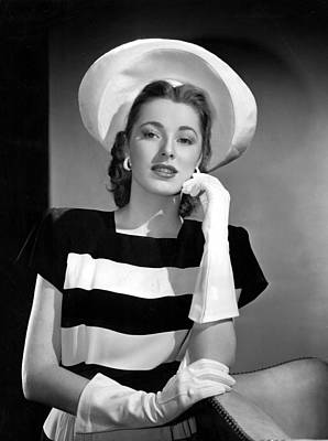 Eleanor Parker, 1945 Art Print