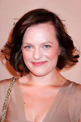 Academy Of Television Arts Photograph - Elisabeth Moss At Arrivals For The by Everett