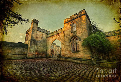 Photograph - Elvaston Castle by Yhun Suarez
