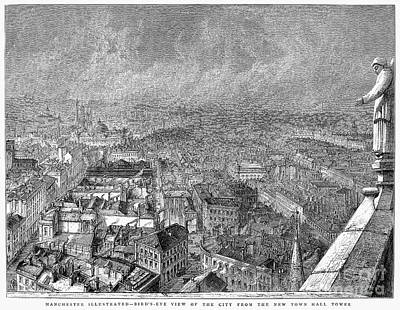 England: Manchester, 1876 Art Print by Granger