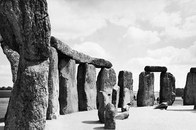 Photograph - England: Stonehenge by Granger
