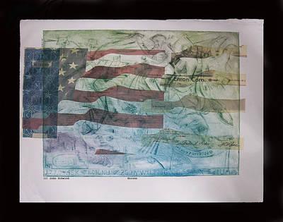 Enron Art Print by John  Schwind