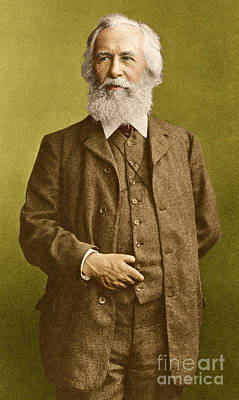Ernst Haeckel, German Biologist Art Print
