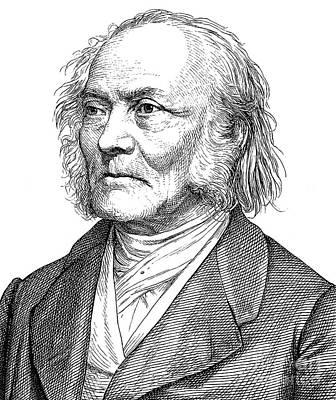 Ernst Heinrich Weber Art Print by Granger