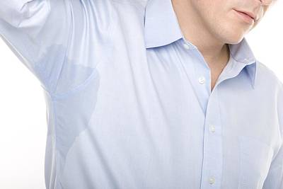 Excessive Sweating Art Print by