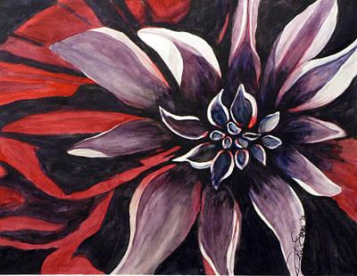 Extravaganza Art Print by Debi Singer
