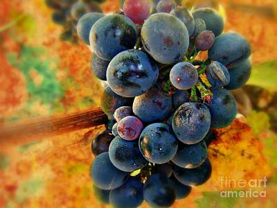 Fall Harvest Art Print by Kevin Moore