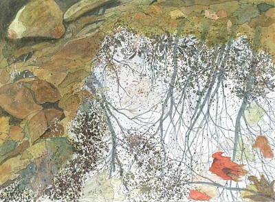 Painting - Fall Reflections II by Joel Deutsch