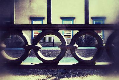 Santa Fe Digital Art - Fence by Olivier Calas