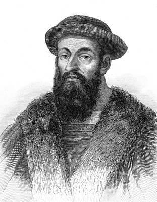 Ferdinand Magellan Print by Granger