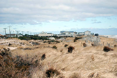Photograph - Fire Island Dunes by Harvey Barrison