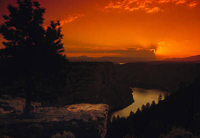 Photograph - Flaming Gorge National Recreation Area by Douglas Pulsipher