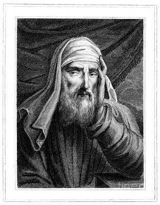Flavius Photograph - Flavius Josephus (37-100) by Granger