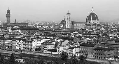 Florence Art Print by Joana Kruse