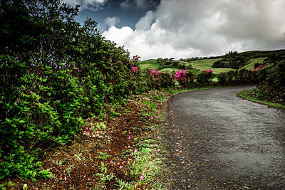 Photograph - Flores Island - Azores by Edgar Laureano