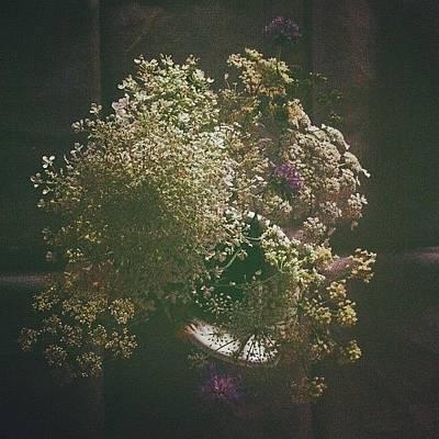 Bouquet Wall Art - Photograph - #flowers by Ann K