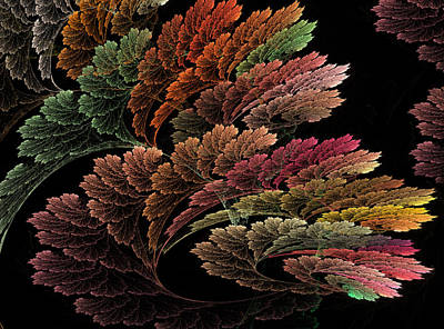 Flowers  Print by Betsy Knapp