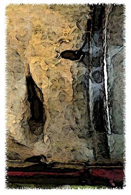 Fossilties Art Print by Brenda Leedy