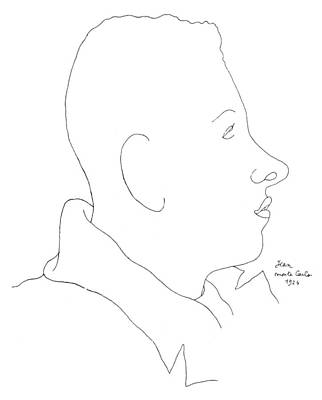 Francis Poulenc (1899-1963) Art Print by Granger