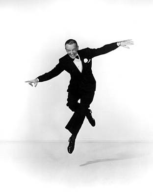 Lapel Photograph - Fred Astaire by Everett