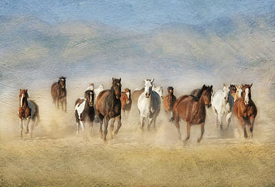 Digital Art - Freedom by Judy Neill