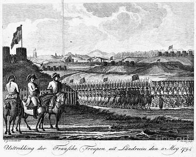French Revolution, 1794 Art Print by Granger