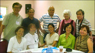 Photograph - Friends-nafaum 2009 by Glenn Bautista