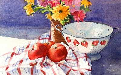 From The Farmstand Art Print