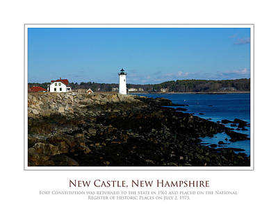 Photograph - Ft Constitution - Nh Seacoast by Jim McDonald Photography