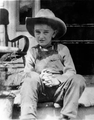 Lyndon Photograph - Future Us President Lyndon Johnson by Everett