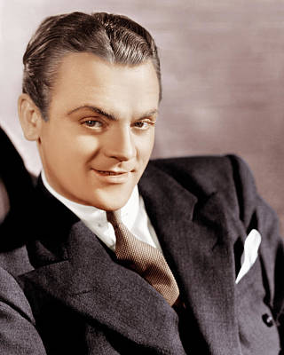G-men, James Cagney, 1935 Art Print by Everett