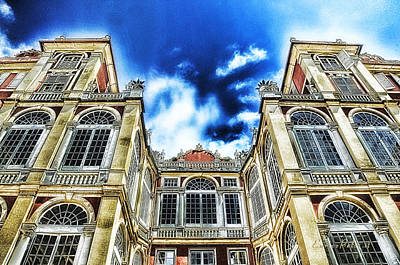 Photograph - Genova Palazzo Reale - Royal Palace Of Palazzo Dei Rolli by Enrico Pelos