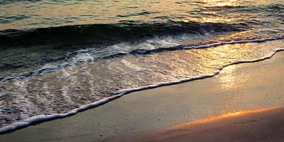 Gentle Tide Art Print
