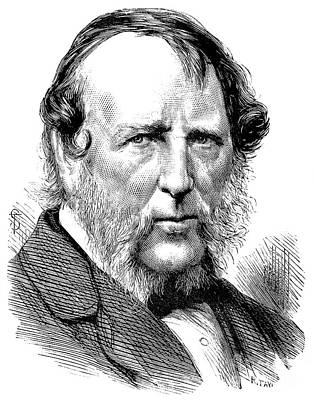George Cruikshank Art Print by Granger