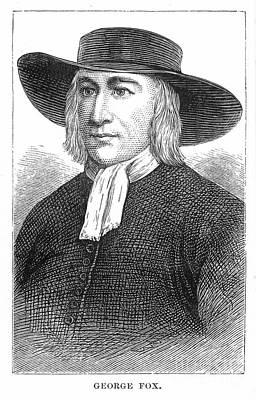 George Fox (1624-1691) Art Print by Granger