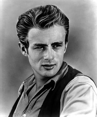 Giant, James Dean, 1956 Art Print by Everett