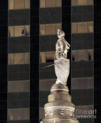 Photograph - Goddess Of Freedom by Patricia Januszkiewicz