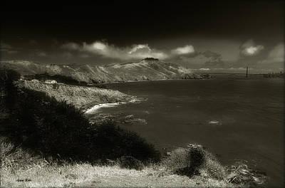 Photograph - Golden Gate Bridge by Gary Rose