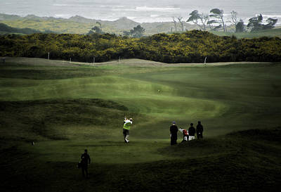 Photograph - Golf At The Dunes by Dale Stillman