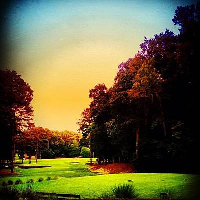 Naturelover Photograph - Golf by Katie Williams