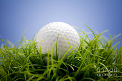 Photograph - Golfball by Kati Molin