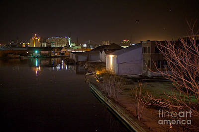 Photograph - Gowanus Canal by Tom Callan
