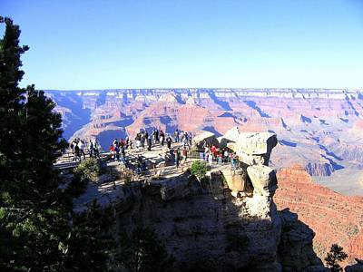 Photograph - Grand Canyon 3 by Will Borden